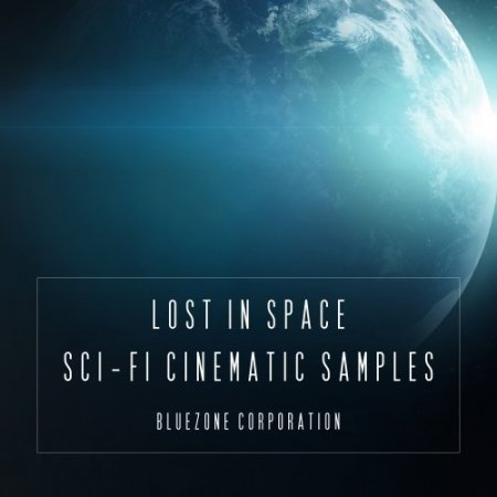 Bluezone Corporation Lost In Space Sci Fi Cinematic Samples