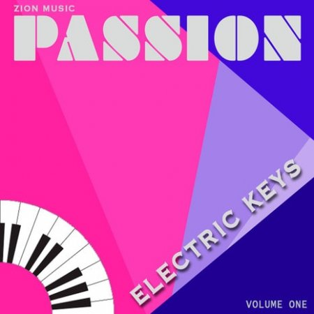 Zion Music Passion Electric Keys Vol 1