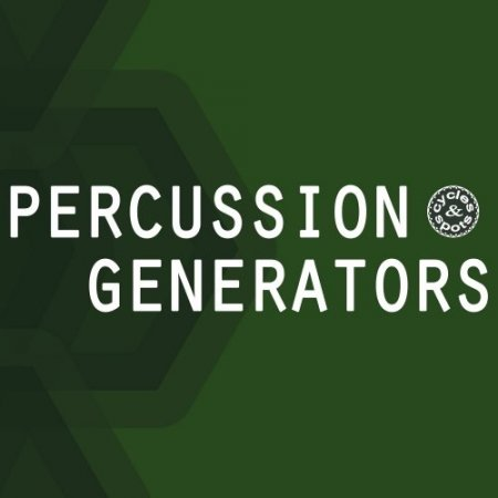 Cycles And Spots Percussion Generators