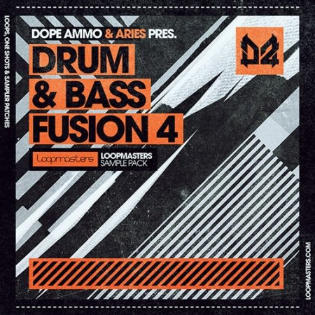 Loopmasters Dope Ammo and Aries Drum and Bass Fusion Vol 4