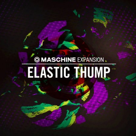 Native Instruments Maschine Expansion Elastic Thump v1.0.0