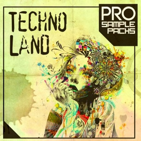 Pro Sample Packs Techno Land