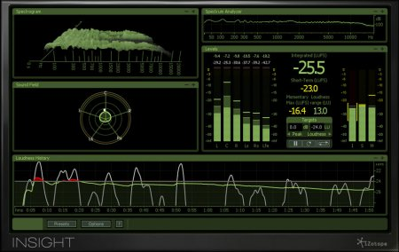 iZotope Insight v1.05 x86 x64