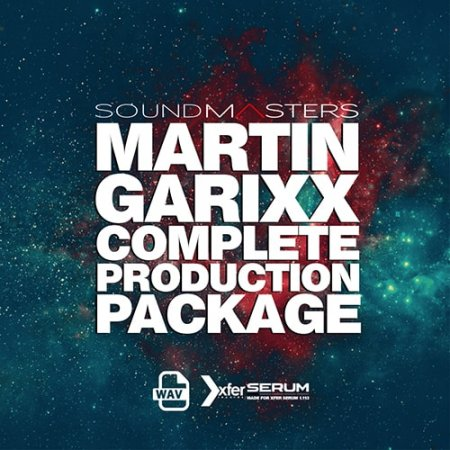 Sound Masters MARTIN GARIXX Complete Production Package
