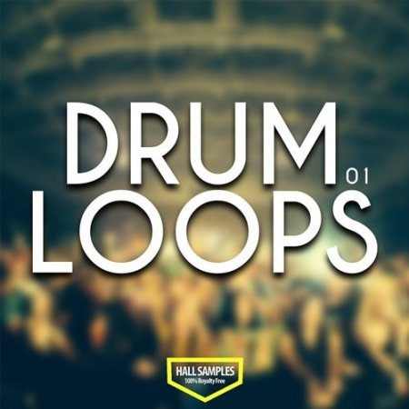 Hall Samples Drum Loops