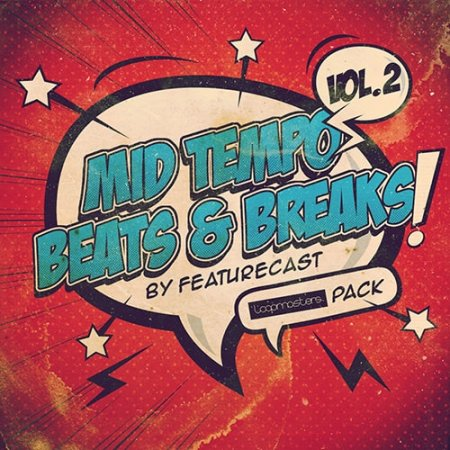 Featurecast Featurecast Presents Mid Tempo Beats and Breaks 2
