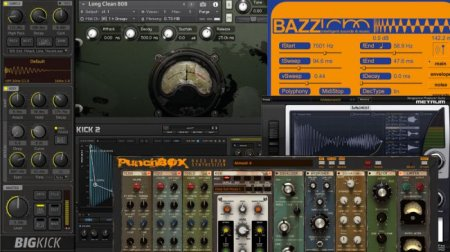 6 of the best VST/AU kick drum plugins