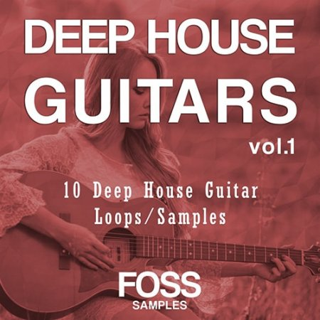 Foss Samples Deep House Guitars Vol.1