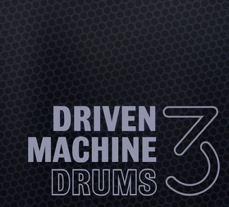 DMD Driven Machine Drums 3 and M.D. Bundle