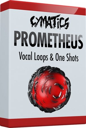 Cymatics Prometheus Vocal Loops and One Shots
