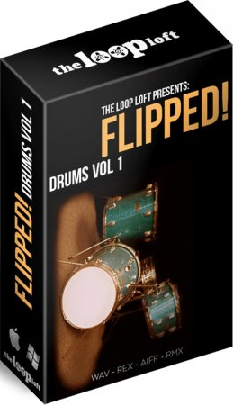 The Loop Loft Flipped Drums Vol 1