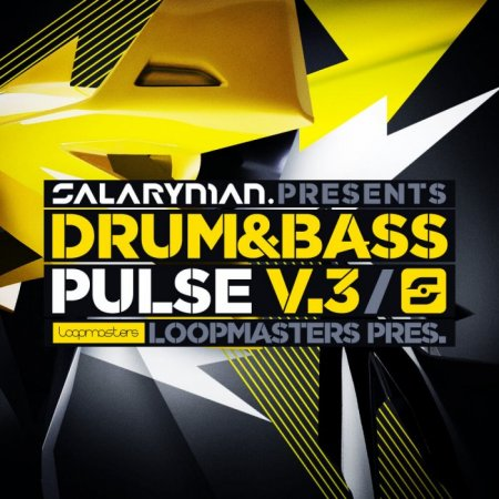 Loopmasters Salaryman Drum and Bass Pulse Vol 3