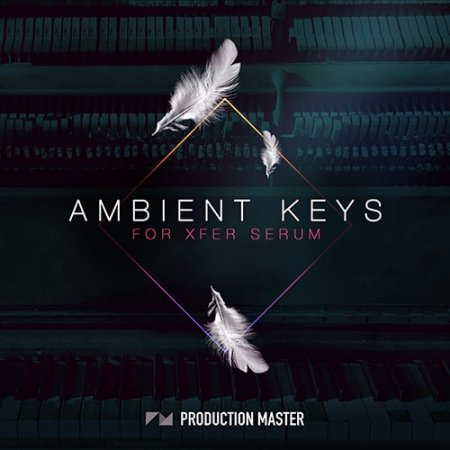 Production Master Ambient Keys For Serum
