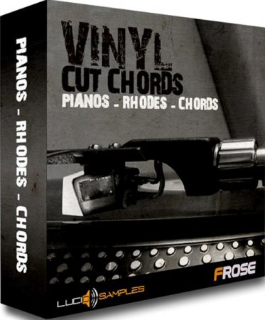 Lucid Samples Vinyl Cut Chords