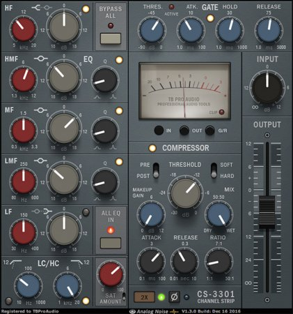 TBProAudio CS-3301 v1.4.3 x86 x64