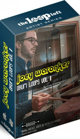 The Loop Loft Joey Waronker Drums Volume 2