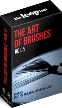 The Loop Loft The Art of Brushes Vol 5