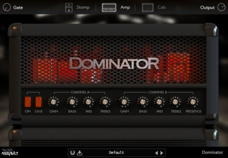 Audio Assault Dominator v1.2 x86 x64