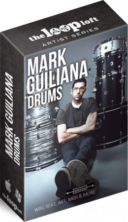 The Loop Loft Mark Guiliana Drums