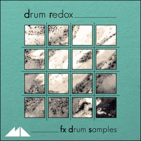 ModeAudio Drum Redox FX Drum Samples