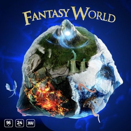 Epic Stock Media Fantasy World