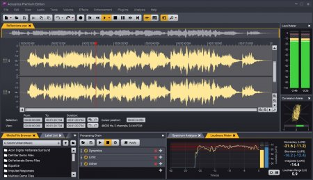 Acon Digital Acoustica v7.0.56 (Win/OSX)
