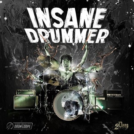 2DEEP Insane Drummer