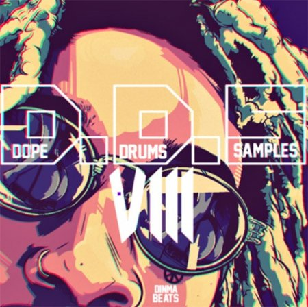 Dinma Dope Drums Samples VIII