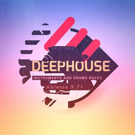 Delectable Records Deep House Kits (Ableton Live)