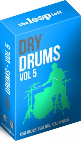 The Loop Loft Dry Drums Vol 5