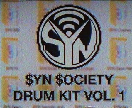 $YN $OCIETY Drum Kit Vol. 1