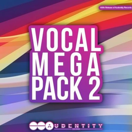 Audentity Vocal Megapack 2