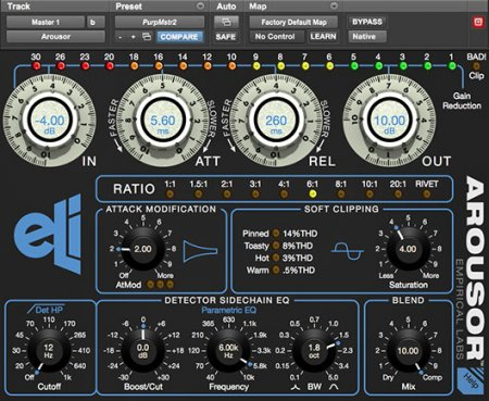 Empirical Labs Arousor v2.1.0 x86 x64