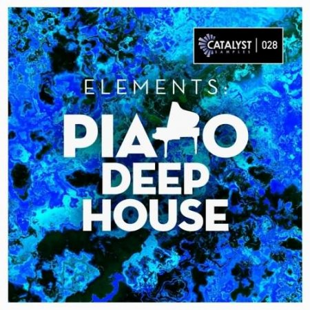 Catalyst Samples Elements Piano Deep House