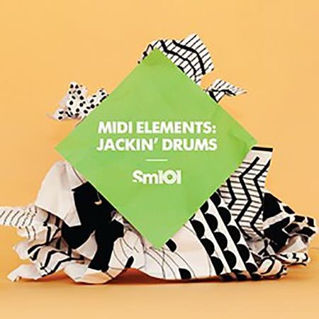 Sample Magic SM 101 MIDI Elements: Jackin' Drums