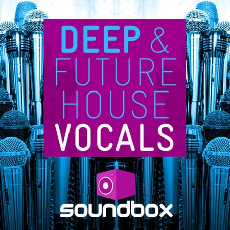 Soundbox Deep and Future House Vocals