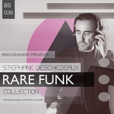 Bingoshakerz Stephane Deschezeaux Rare Funk Collection