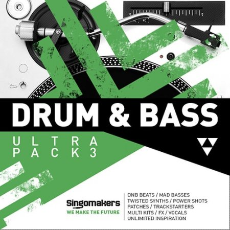 Singomakers Drum and Bass Ultra Pack 0