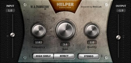 W.A Production Helper Equalizer x86 x64
