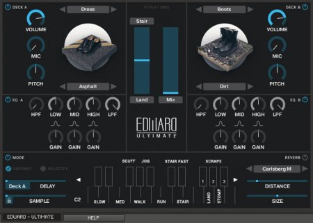 Tovusound Edward Ultimate Suite (KONTAKT)