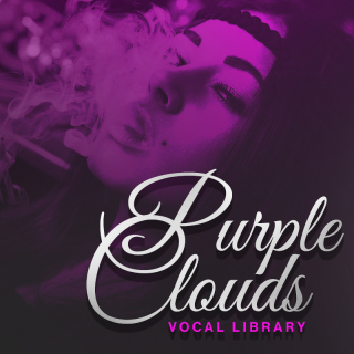 Industrykits Purple Clouds Vocal Library