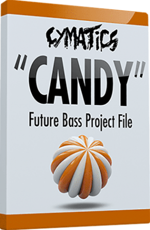 Cymatics Candy Future Bass Project File