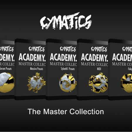 Cymatics Academy The Master Collection