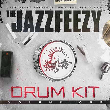 Jazzfeezy Drum Kit Vol 1