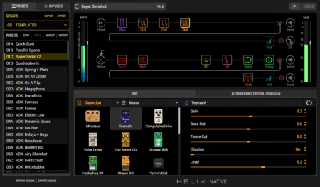 Line6 Helix Native v1.0.1 x64