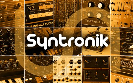 IK Multimedia Syntronik v1.2.0 x86 x64