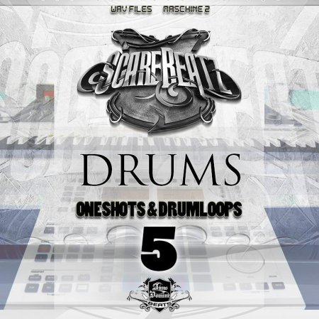 Scarebeatz Drums Vol.5
