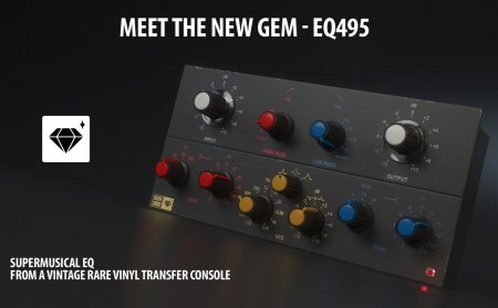 Overloud Gem EQ495 v1.0.0 x86 x64