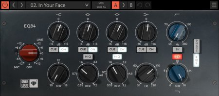 Overloud Gem EQ84 v1.1.0 x86 x64