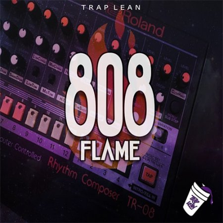Trap Lean 808 FLAME